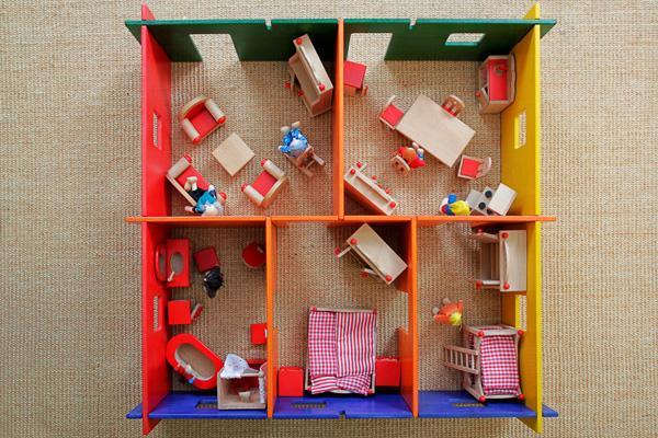 Das Spielhaus 1